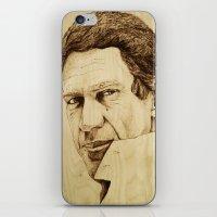 Steve McQueen iPhone & iPod Skin