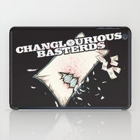Changlourious Basterds iPad Case