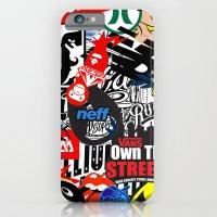 decals iPhone 6 Slim Case