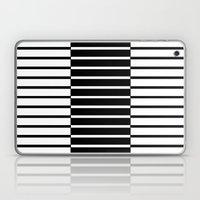 Zebras Play Piano Duet Laptop & iPad Skin