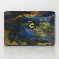 Blue Cat iPad Case