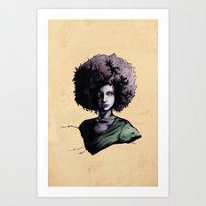 Esperanza Art Print
