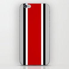 OSU Helmet Stripe iPhone & iPod Skin