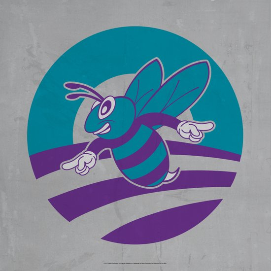 Obama vs Hornets - Welcome To Buzz City! Art Print