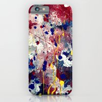 iPhone & iPod Case featuring Fireworks by Tia Hank