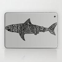 Doodle Shark Laptop & iPad Skin