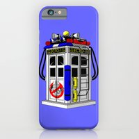 Tardis-1 iPhone 6 Slim Case