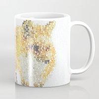 Fox In The Snow Mug