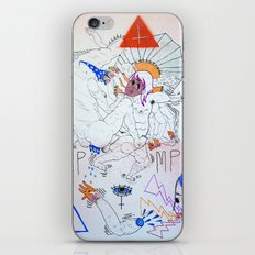bossfight iPhone & iPod Skin