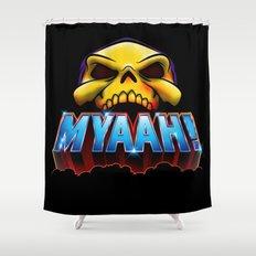 MYAAH! Shower Curtain
