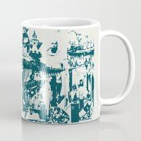 Other Side Of The Glass. Mug