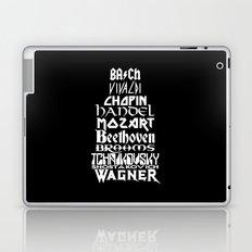 Composers Laptop & iPad Skin