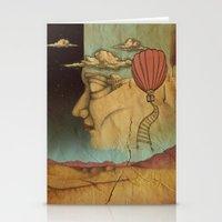Overlands Stationery Cards