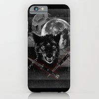 iPhone & iPod Case featuring Hungry knights by Rod D'Wolf