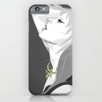 iPhone Cases featuring breath by SEVENTRAPS