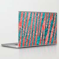 community Laptop & iPad Skins featuring Gated Community by RingWaveArt