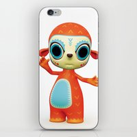 Pixy Wonderland iPhone & iPod Skin