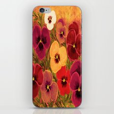 Colors of summer iPhone & iPod Skin