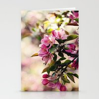 Ode to Spring Stationery Cards