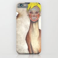 iPhone & iPod Case featuring Deer Child by Arcane
