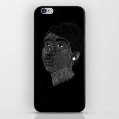 Aretha Franklin iPhone & iPod Skin