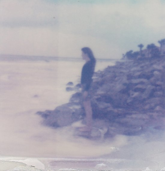 waves crashing upon us Canvas Print