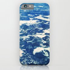 Ottawa Winter from The Air iPhone 6 Slim Case