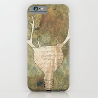 iPhone & iPod Case featuring Brilliant Idear by Autumn Elizabeth
