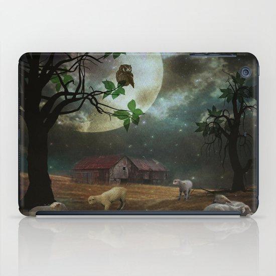 By the Moon Light iPad Case