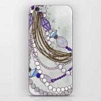 Glamour iPhone & iPod Skin