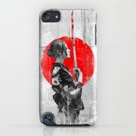Samurai Girl iPod touch Slim Case