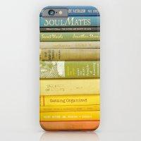 Rainbow Library iPhone 6 Slim Case