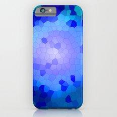 Aqua Stained Slim Case iPhone 6s