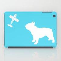 French Bull Dog Art iPad Case