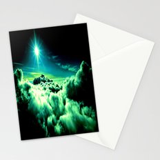 Midnight Clouds Stationery Cards