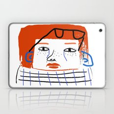 Fashion Women, fashion, fashion illustration, art, design, fun, pattern, people,  Laptop & iPad Skin