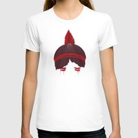 Arrowheads Womens Fitted Tee White SMALL