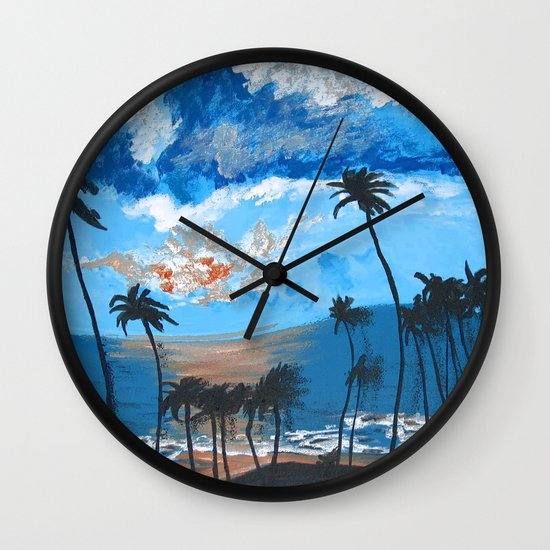 Goa Wall Clock