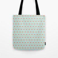 Patricia Pattern Tote Bag