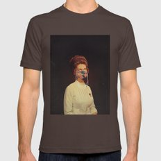 Portrait XX Mens Fitted Tee Brown SMALL