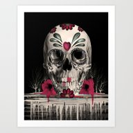 Pulled Sugar Art Print