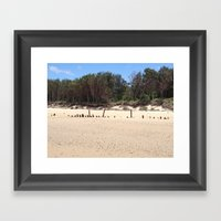 Woolgoolga 3 Framed Art Print