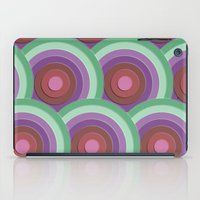 concentric iPad Case
