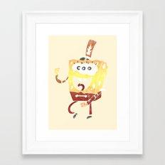 Geeksque Framed Art Print