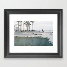 venteux venise Framed Art Print