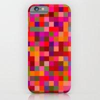 iPhone & iPod Case featuring Pixel Painting by Matt Borchert