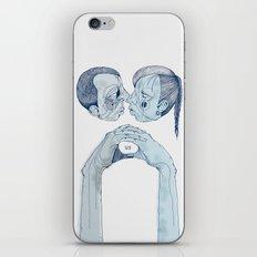 'Us & Them' iPhone & iPod Skin
