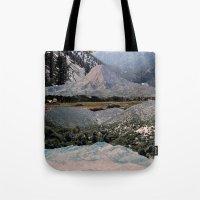 Mountains beyond mountains Tote Bag