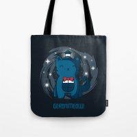 Geronimeow Tote Bag
