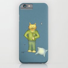 You are the cat's pajamas - blue Slim Case iPhone 6s